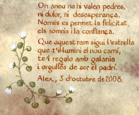 Poemas sobre bautizo imagui for Poemas para bautizo